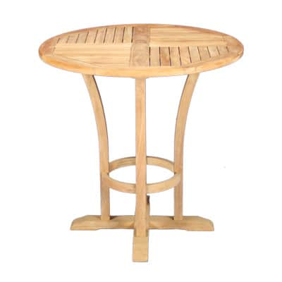 Superbe Pacifica 42u2033 Round Bar Height Table