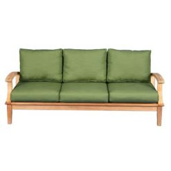 Teak Deep Seating Sofa
