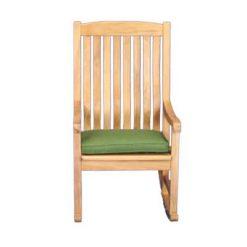 Teak Rocking Chair