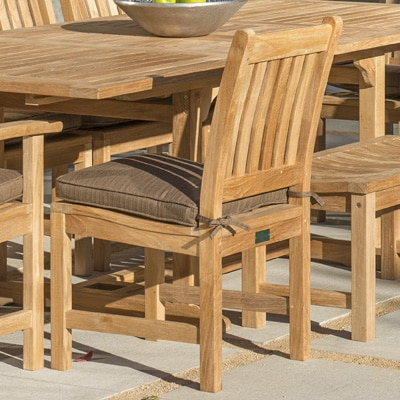 Outdoor Teak Dining Chair