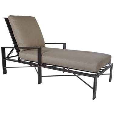 Gios Lounge Chair, Outdoor Furniture - Metal
