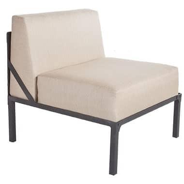 Creighton Collection Center Sectional Chair