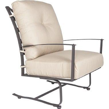 Ridgewood Chair, Two Legs - Metal