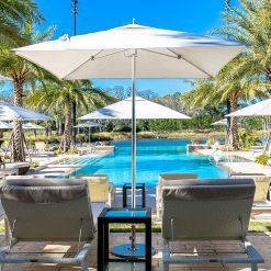 Tuuci Ocean Master Classic Umbrella, Commercial - Poolside