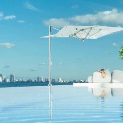 Tuuci Ocean Master MAX Zero Horizon Cantilever, Commercial - Pool