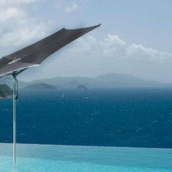 Tuuci Ocean Master Razor Umbrella, Commercil - Waterside