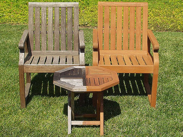 Caring For Your Teak Furniture