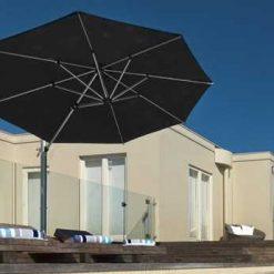 Aurora Square Cantilever Umbrella