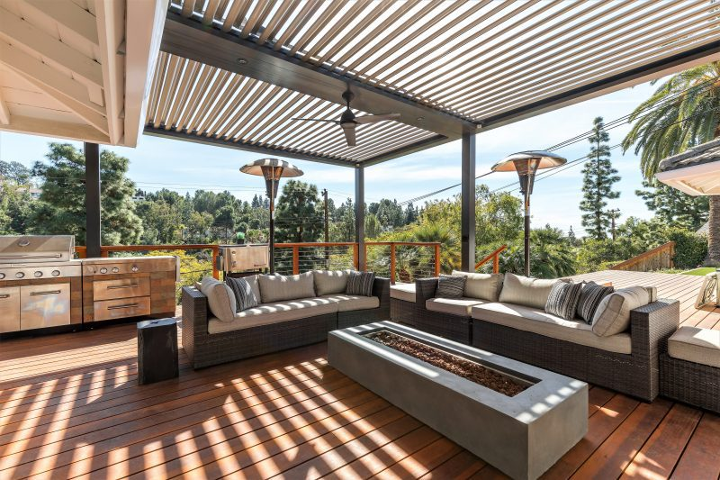 Struxure Louvered Roof, Residential - Patio