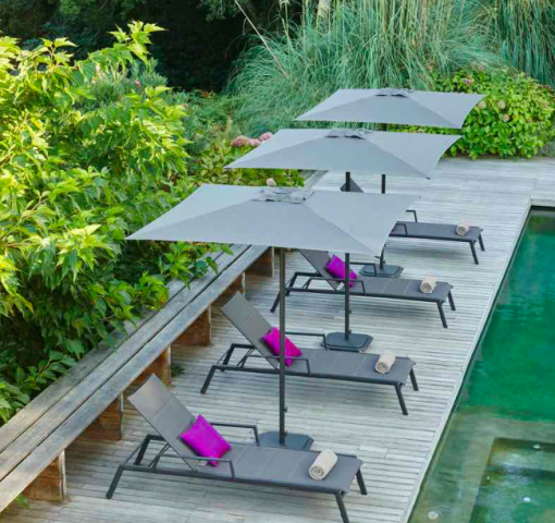 Jardinico JCP. 101 Umbrellas, Pool side Grey