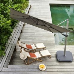 Jardinico JCP.301 Umbrella, Pool Side - Tilted