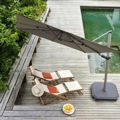 Jardinico JCP.301 Umbrella, Pool Side - Tilted