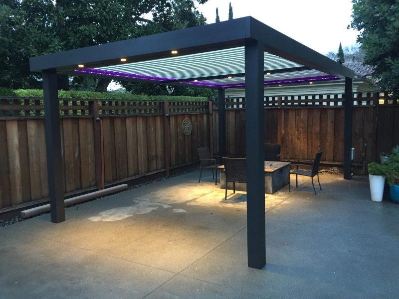 Struxure Backyard Pergola, Residential Grade