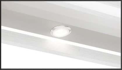 Tuuci Equinox LED light Option