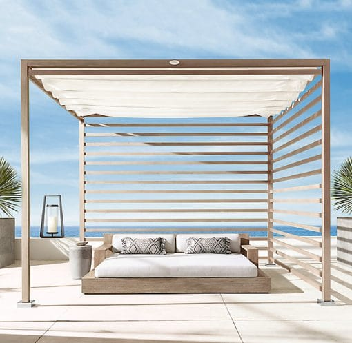 Tuuci Eclipse Cabana One Side, Comfort