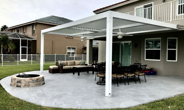 Struxure Patio Cover, Residential
