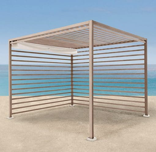 Tuuci Eclipse Cabana One Side, Water Side - Tan
